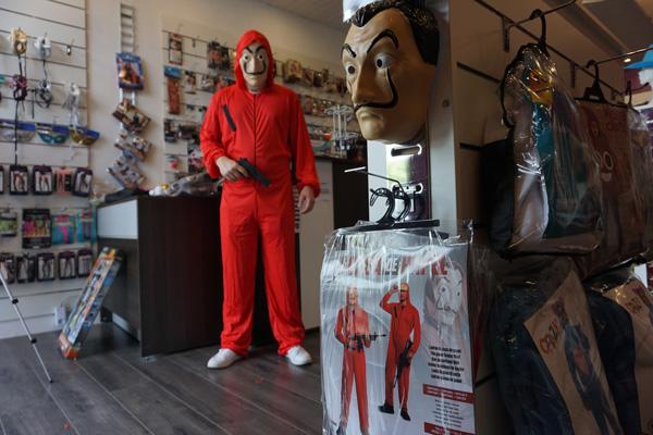 magasin de déguisements à Mérignac Gironde