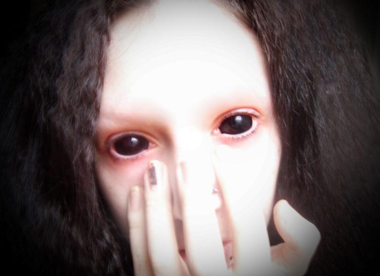 lentille sclera halloween
