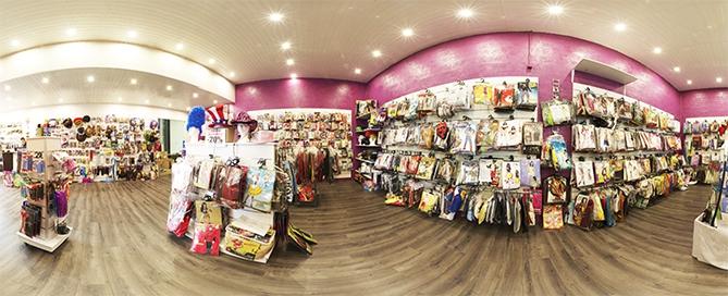 boutique de déguisement et fete bordeaux mérignac