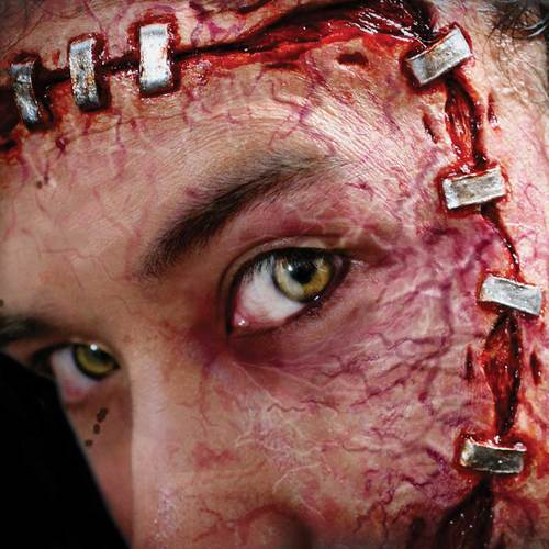 prothese zombie realiste