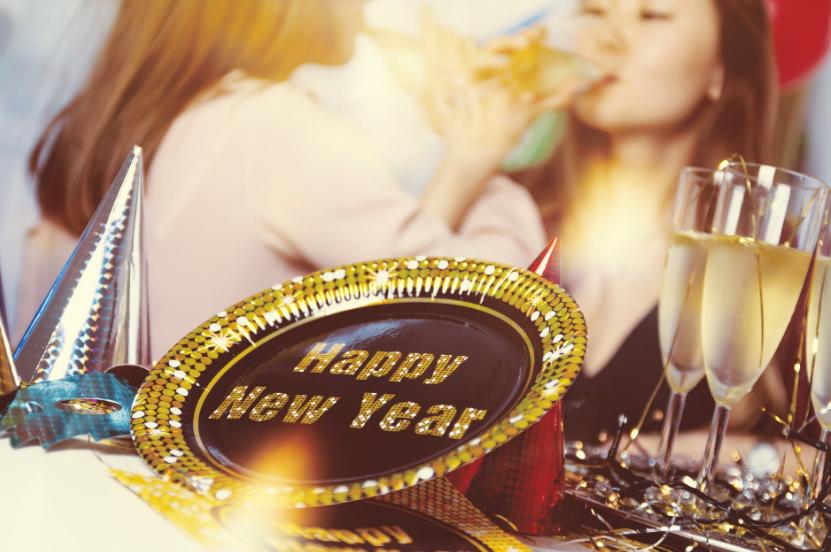 accessoires pour nouvel an